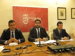 Sánchez Cabrera adelanta los presupuestos.