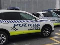 Coche, Policía Local Málaga,