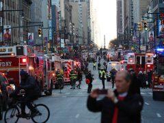 Cinco heridos en un intento de atentado terrorista en Nueva York