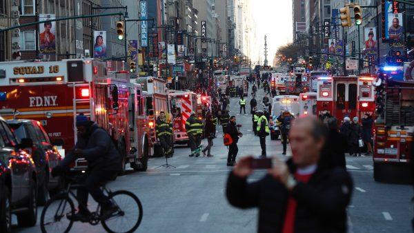 Intento de atentado terrorista en Nueva York