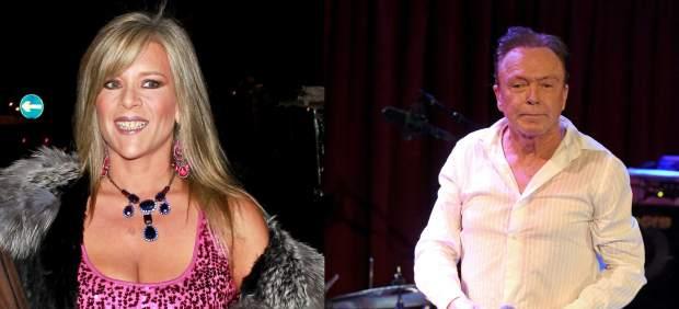 Samantha Fox y David Cassidy
