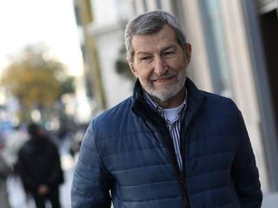 Julio Rodríguez, candidato a la Secretaría General de Podemos Madrid.