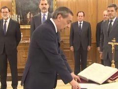 Julián Sánchez Melgar jura su cargo como Fiscal General del Estado