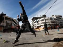 Israel bombardea puestos de Hamás en Gaza en respuesta a un lanzamiento de cohetes
