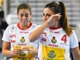 España contra Noruega en el Mundial de Balonmano