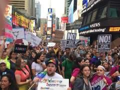 Una jueza contradice a Trump y permite a los transexuales alistarse en el Ejército