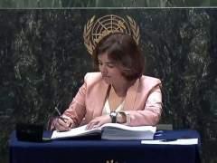 Españaratificará hoy su compromiso contra el cambio climático