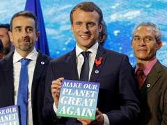 La comunidad internacional busca en París dinero para una economía verde