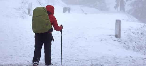 Las heladas y el frío extremo visitan el norte peninsular tras el paso de Ana