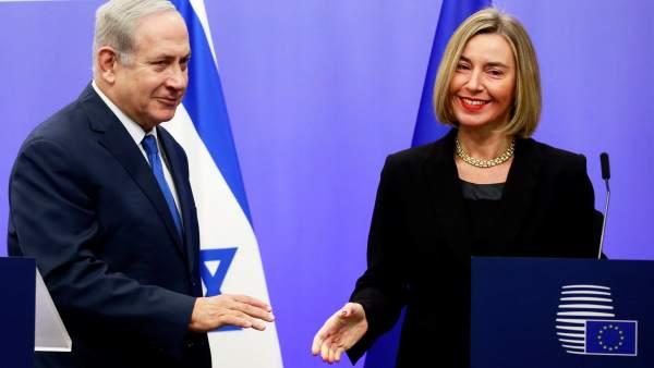 Benjamin Netanyahu y la