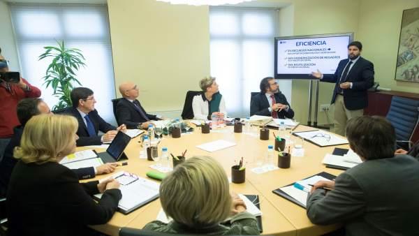 El Consejo de Gobierno ha analizado en su reunión la situación de extrema sequía