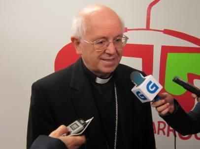 Arzobispo de Santiago, Julián Barrio