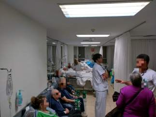 Urgencias Hospital La Paz
