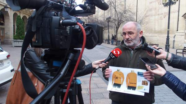 Campaña recogida cartón Logroño