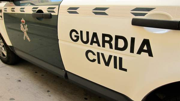 Coche de la Guardia Civil