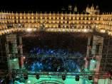 Salamanca:  Celebración de la Nochevieja Universitaria
