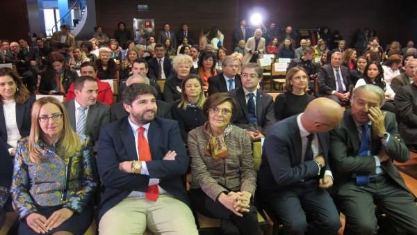 Imagen De La Entrega De Premios De La OMEP