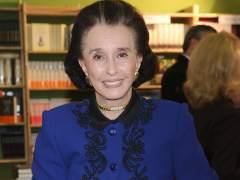 Muere la aristócrata Aline Griffith, supuesta ex agente de la CIA