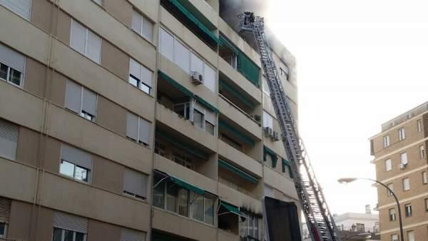 Los incendios han sido una de las emergencias más demandadas por los cordobeses