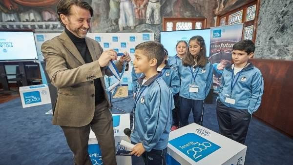 Alonso y el nuevo presidente