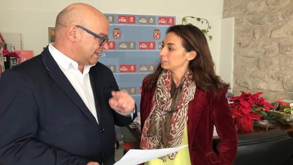 Manuel Fernández y Mercedes Gámez