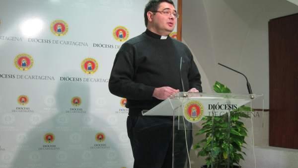 Vicario Judicial Diócesis Cartagena, Gil José Sáez