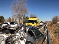 La cifra de muertos en accidentes de tráfico supera la de todo 2016