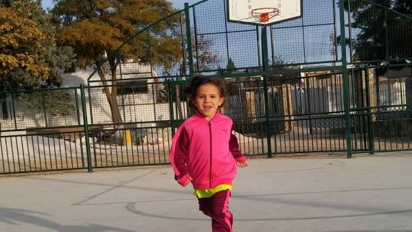 Actividad física en el colegio