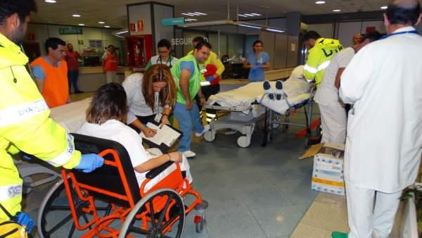 Simulacro Hospital Costa del Sol