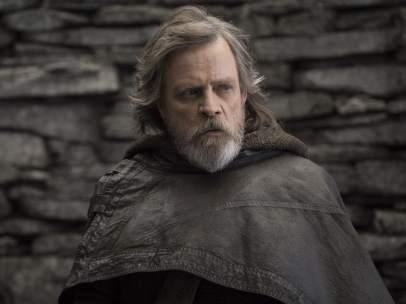 Mark Hamill es Luke Skywalker en 'Star Wars'
