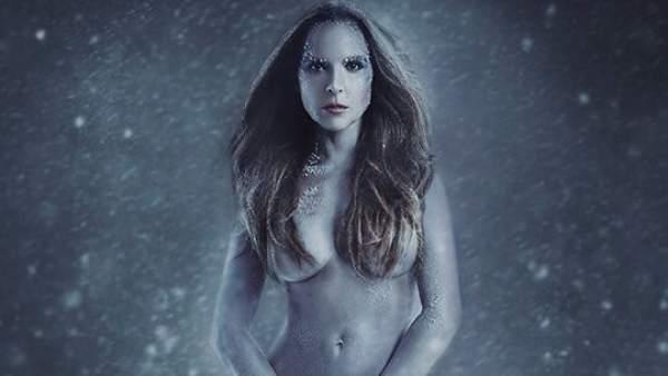 La Actriz Mexicana Kate Del Castillo Se Desnuda En Defensa De Los