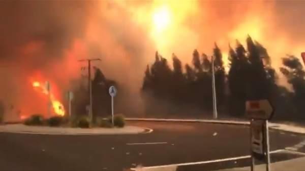 Galicia incendios.