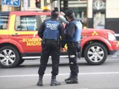 Detenidos tres hombres en Madrid por intentar agredir a sus parejas