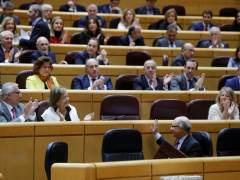 El Senado aprueba el nuevo cupo vasco con los votos en contra de Ciudadanos y Compromís