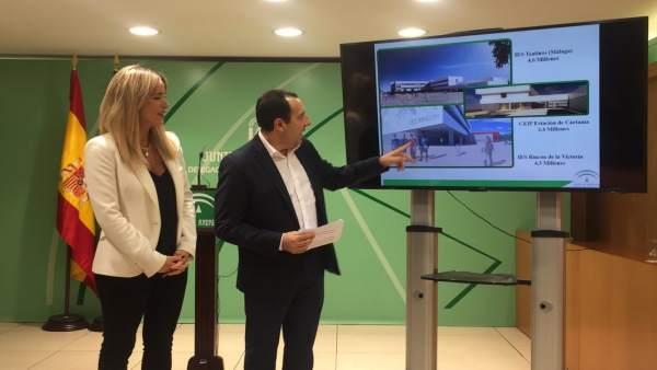 Ruiz Espejo Patricia Alba infraestructuras escolares