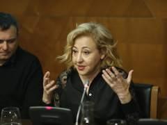 """Carmen Machi: """"Hay políticos que no saben ni lo que es el teatro"""""""