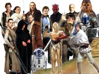 Quién es quién en Star Wars