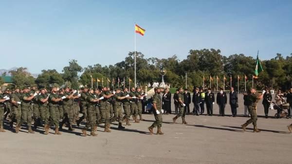 Alicante rinde homenaje al MOE