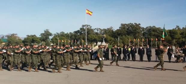 """Alicante rinde homenaje al MOE, """"frontera avanzada"""" contra el terrorismo, en su 56 aniversario"""