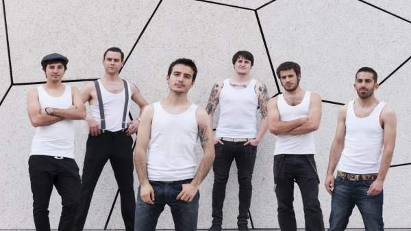 El grupo burgalés La M.O.D.A.