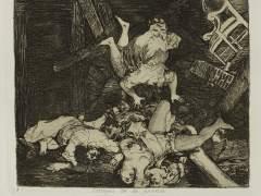 La cercanía de dos grandes monstruos de la creación: Goya y Buñuel