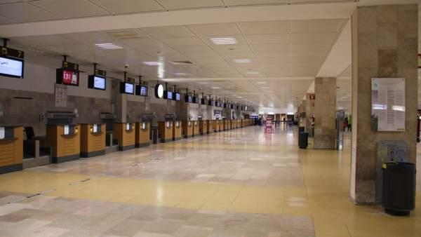 Terminal del Aeropuerto de Girona