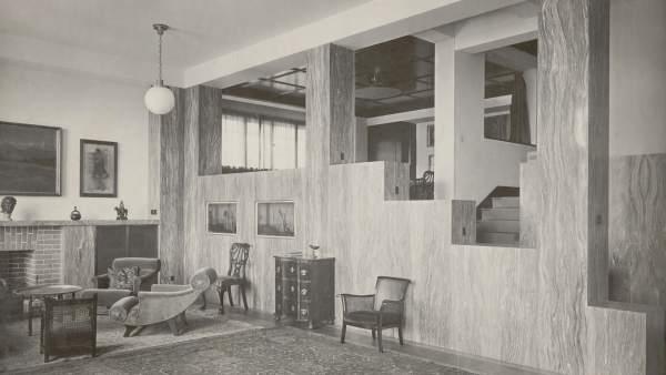 2017 Ct Interior >> Adolf Loos, el renovador radical de la arquitectura y el diseño en la Viena 'fin-de-siècle'