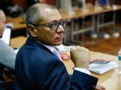 El vicepresidente de Ecuador, condenado a 6 años de cárcel por el caso Odebrecht
