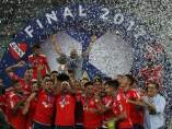 Independiente, campeón de la Copa Sudamericana