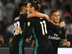 Zidane descarta la llegada de un 9 y Bale oposita para el clásico