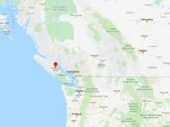 Encuentran otro pie humano en costas canadienses