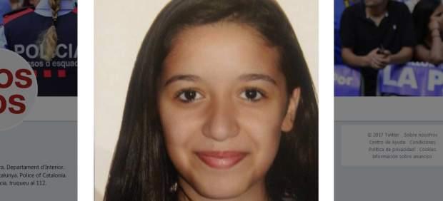 Los Mossos buscan a una menor de 14 años desaparecida en Barcelona