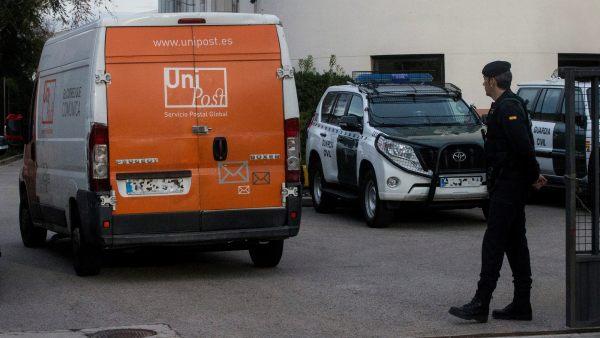 Registro en la sede de Unipost