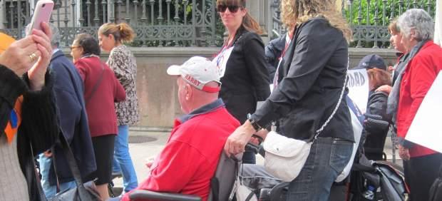 Discapacitados, personas dependientes (Ley Dependencia).